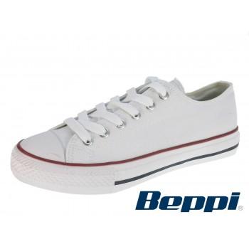 Sapato Lona Branco