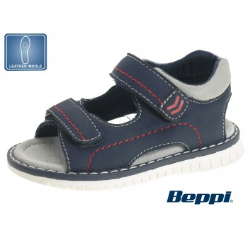 Sandália Azul Marinho